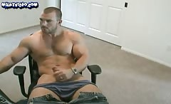 Hot Straight Guy - Str8Cam Jeff - nakedsnapshots.com
