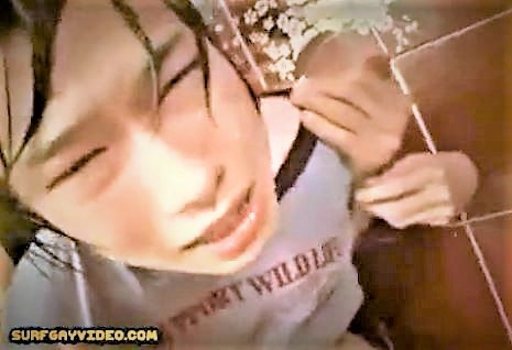 Young Asian Abused