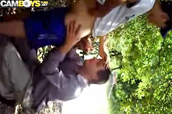 Suck Teen in Park and Fucked