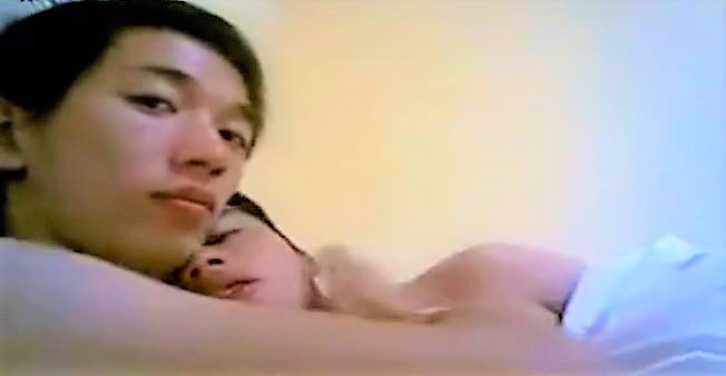 Pinoy Gay Porn Chinitos having fun