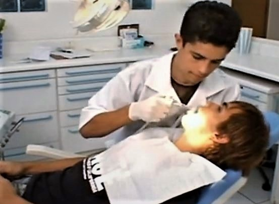 Horny Dentist Fucks Him