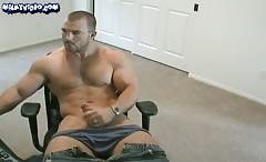 Hot Straight Guy - Str8Cam Jeff - nakedsnapshots.com