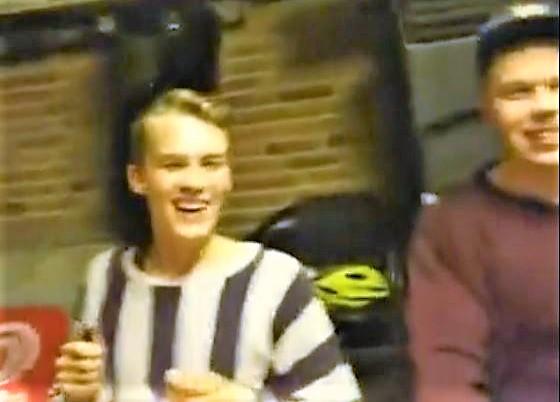 Danish STR8 / Straight Crazy Boys & Party Show 1