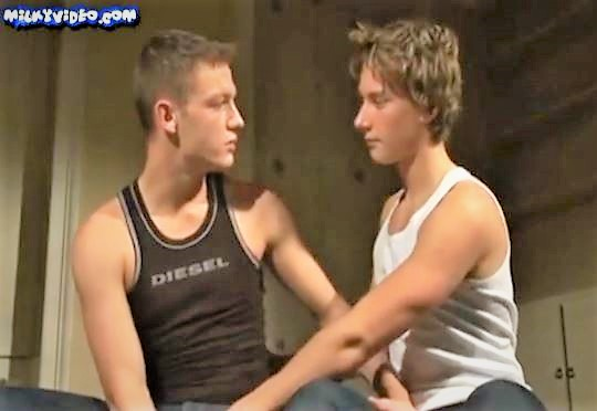 Hot Young Boys have Gay Fun
