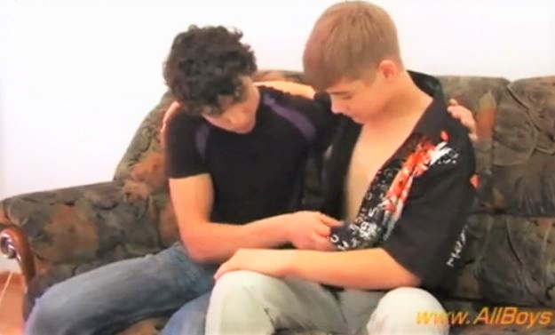 Love-seat gay teen sex