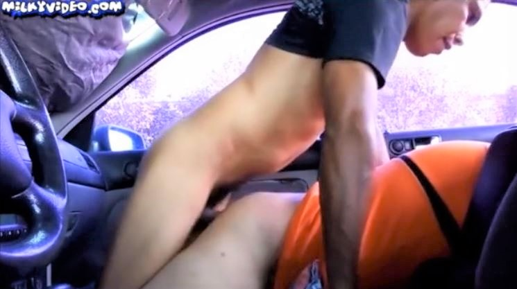 In the car BF sex