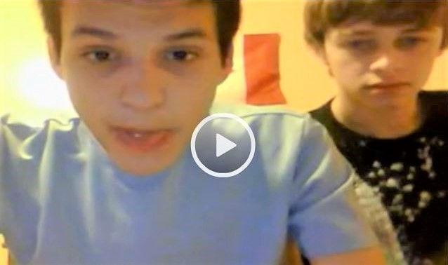 Twinks Teen in Webcam