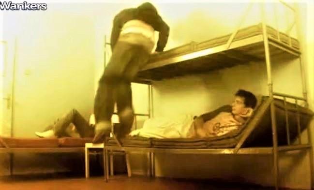 Teens in Dorm