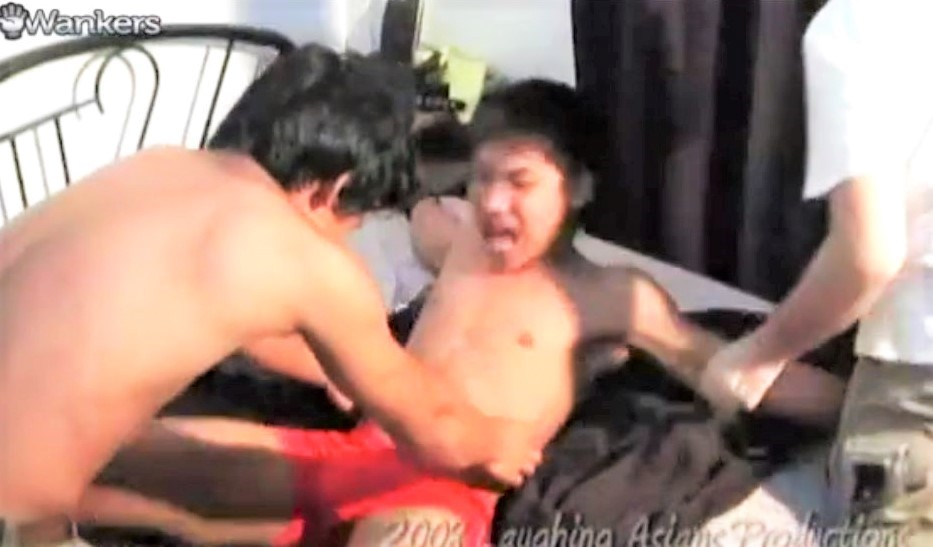 Asian Teen Treated